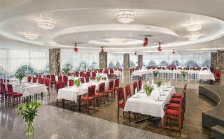 Park- Hotel Moskva - Restaurant