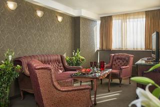 Park- Hotel Moskva - Zimmer