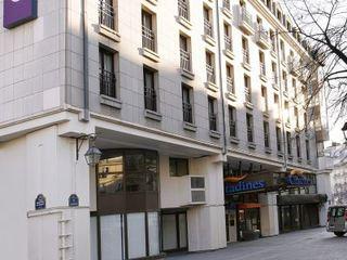 citadines les halles paris paris. Black Bedroom Furniture Sets. Home Design Ideas