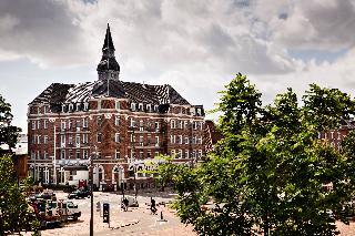 Hotel Plaza-Odense, Ostre Stationsvej,24