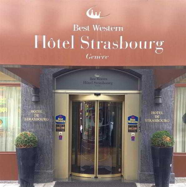 Best Western Strasbourg