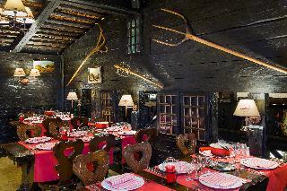 Edelweiss Manotel - Restaurant