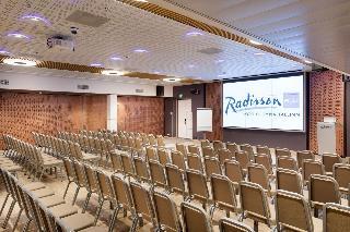 Radisson Blu Hotel Olümpia - Generell