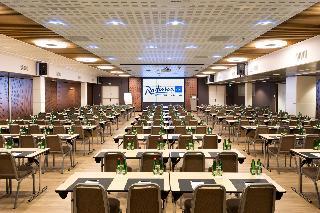 Radisson Blu Hotel Olümpia - Konferenz