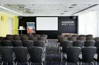 Park Inn by Radisson Central Tallinn - Zimmer