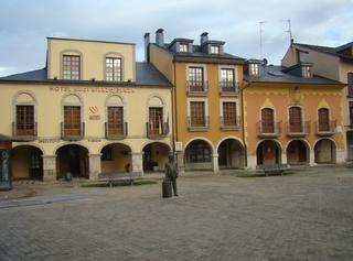 Aroi Bierzo Plaza, Plaza Del Ayuntamiento,4