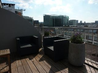 Newhotel Charlemagne - Terrasse