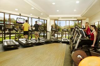 Sao Paulo Airport Marriott Hotel - Sport