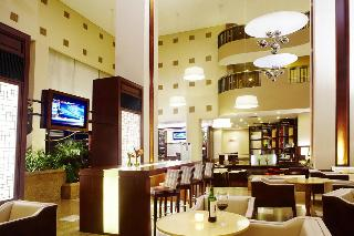 Sao Paulo Airport Marriott Hotel - Diele