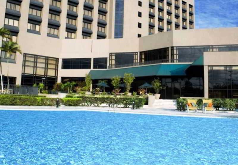 Sao Paulo Airport Marriott Hotel - Pool