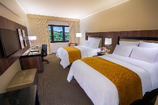 Sao Paulo Airport Marriott Hotel - Zimmer