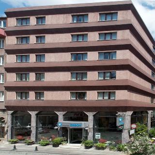 Erboy Hotel, Ebusuud Cad. - Sirkeci,18