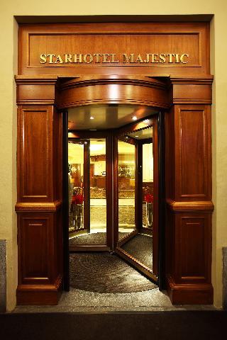 Starhotel Majestic, Corso Vittorio Emanuele Ii,54