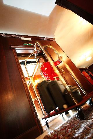 Grand Hotel Toplice - Diele