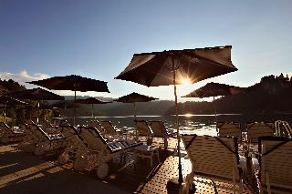 Grand Hotel Toplice - Terrasse