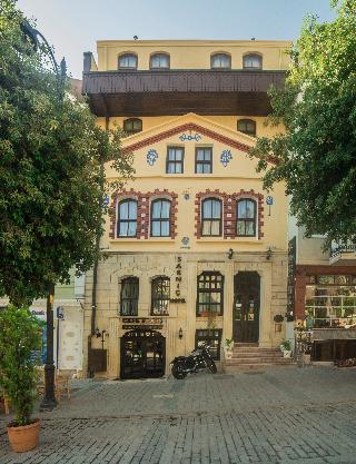 City Break Sarnıç Hotel (Ottoman Mansion)