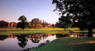 Hanbury Manor Marriott & Country Club