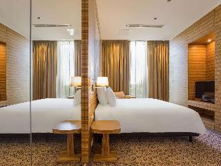 Ülemiste Hotel - Zimmer