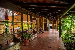 Arenal Lodge - Diele