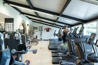Berga Resort - The Mountain - Wellness center -SPA