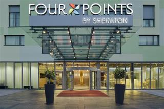 FourPoints by Sheraton Ljubljana Mons - Generell