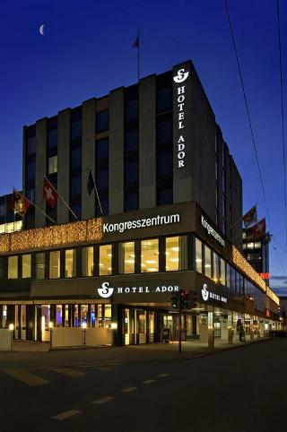 Sorell Hotel Ador - Generell