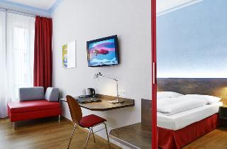 Sorell Hotel Arabelle - Zimmer
