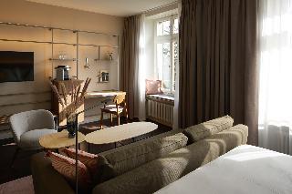 Sorell Hotel Zuerichberg - Generell