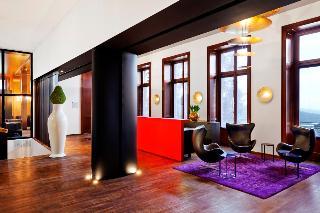 Sorell Hotel Zuerichberg - Diele