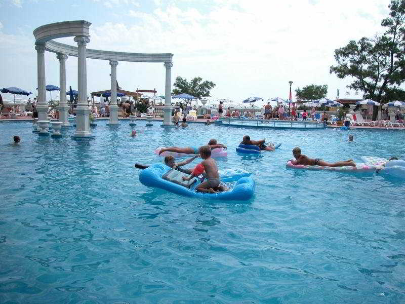 Rilavistosha - Pool