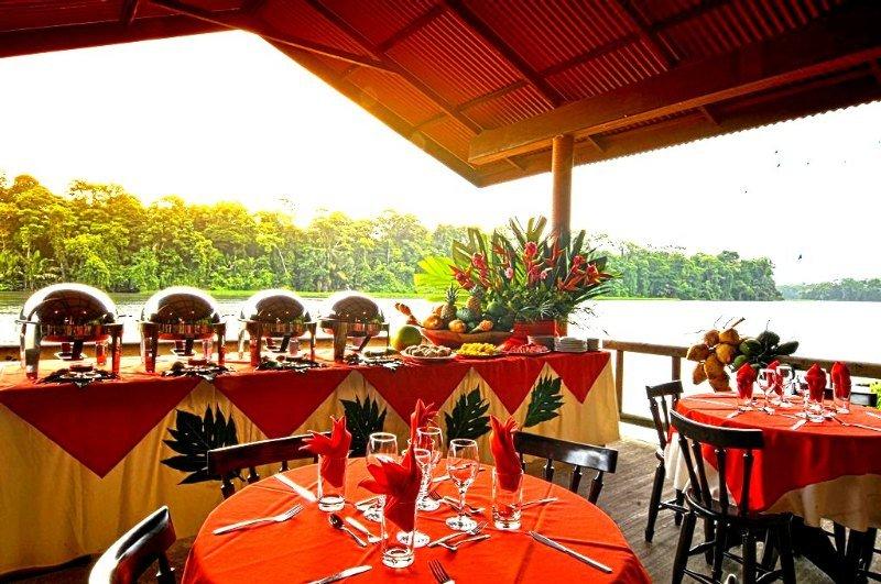 Evergreen Lodge - Restaurant