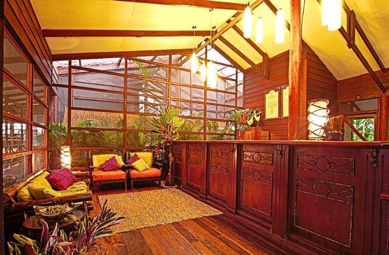 Pachira Lodge - Diele