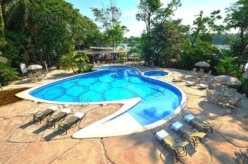 Pachira Lodge - Pool