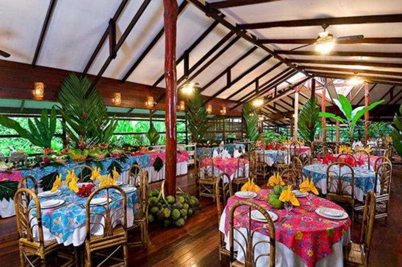 Pachira Lodge - Restaurant