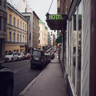 Hotel Anna, Annankatu,1