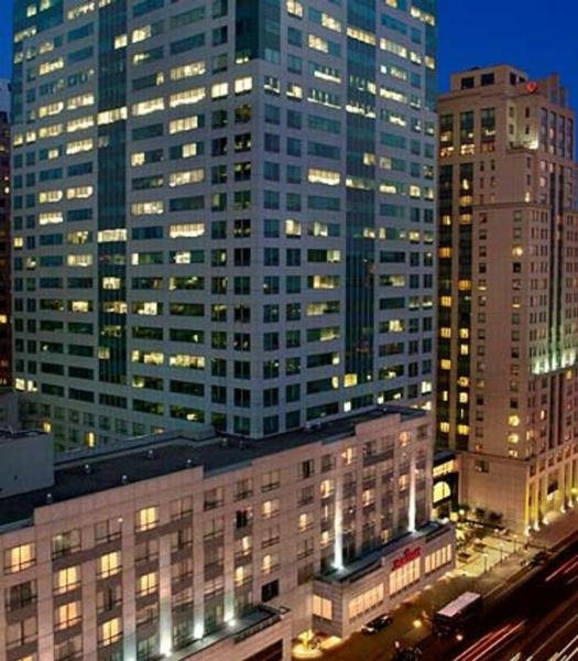 Marriott New York At The Brooklyn Bridge