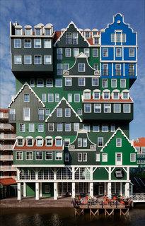 Inntel Hotels Amsterdam-Zaandam, Provincialeweg,102