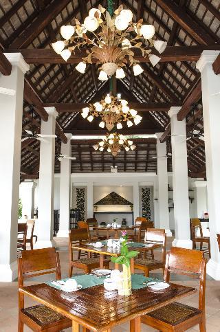 The Grand Luang Prabang - Restaurant