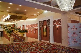 Europe Hotel & Casino - Diele