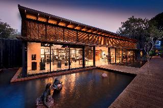 Lion Sands River Lodge - Generell