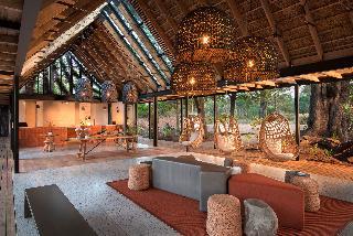 Lion Sands River Lodge - Diele