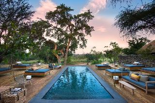 Lion Sands River Lodge - Pool