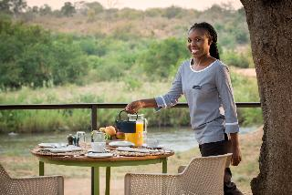 Lion Sands River Lodge - Restaurant