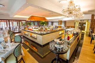 African Pride Irene Country Lodge - Restaurant