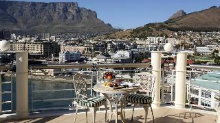 The Table Bay Hotel - Terrasse