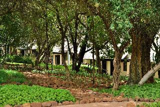 Kwa Maritane Bush Lodge - Generell