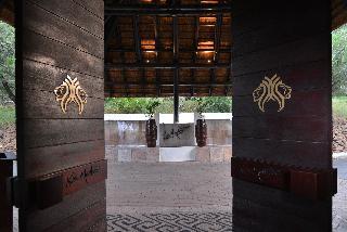 Kwa Maritane Bush Lodge - Diele