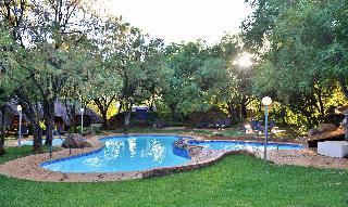 Kwa Maritane Bush Lodge - Pool