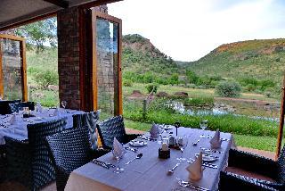 Kwa Maritane Bush Lodge - Restaurant