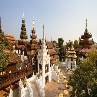 Dhara Dhevi Hotel Chiang…, 51/4 Moo 1, Chiang Mai-sankampaeng…